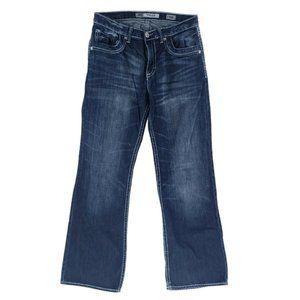 BKE Buckle Tyler Straight Leg Jeans Men's 32 R